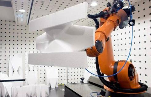 机器人自动化激光切割