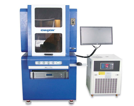 PCB紫外激光打标机