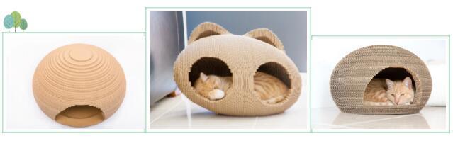 激光切割猫窝 给您爱宠一个特别的窝