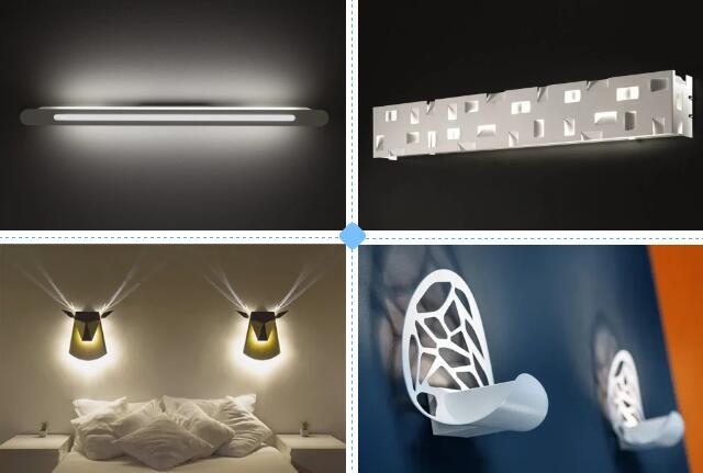 激光切割壁灯  给您完美居家感受