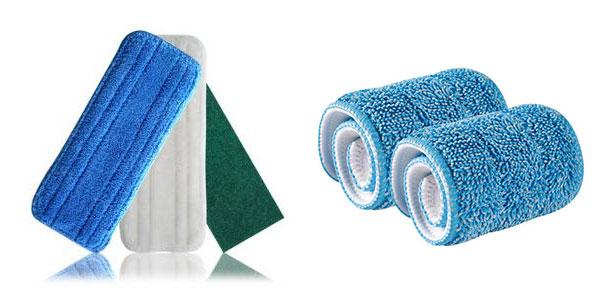 激光在清洁行业的应用-激光切割拖把布