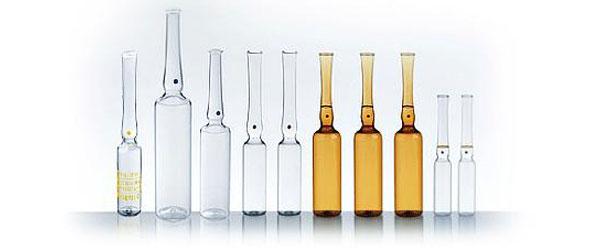 医疗行业的激光应用之安瓿瓶激光划线