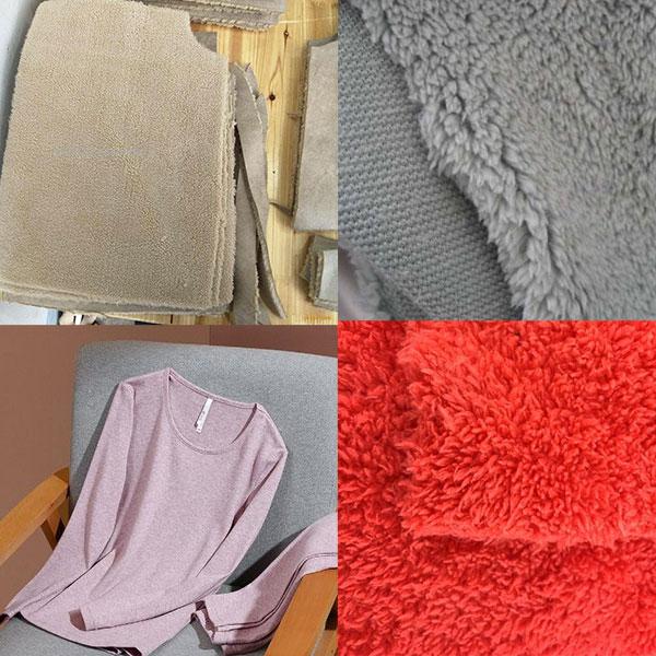 激光切割珊瑚绒睡衣
