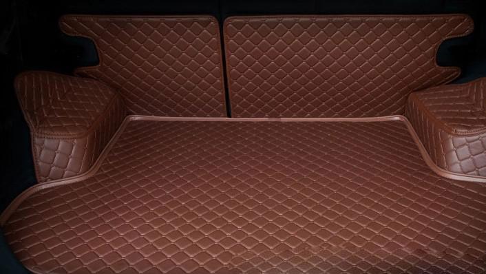 激光切割汽车坐垫脚垫,让您的爱车从里美到外