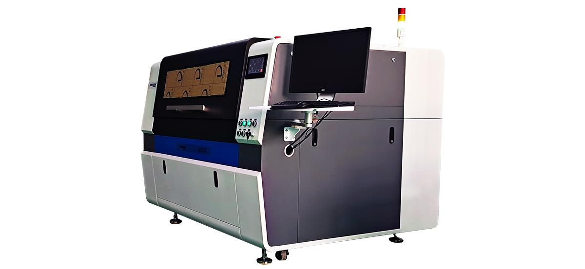 蜂窝纸板激光切割机