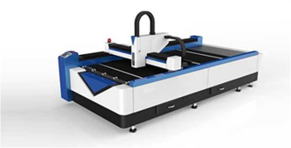 高速裁床金属激光切割机
