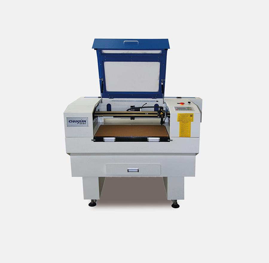CW-6040激光切割机