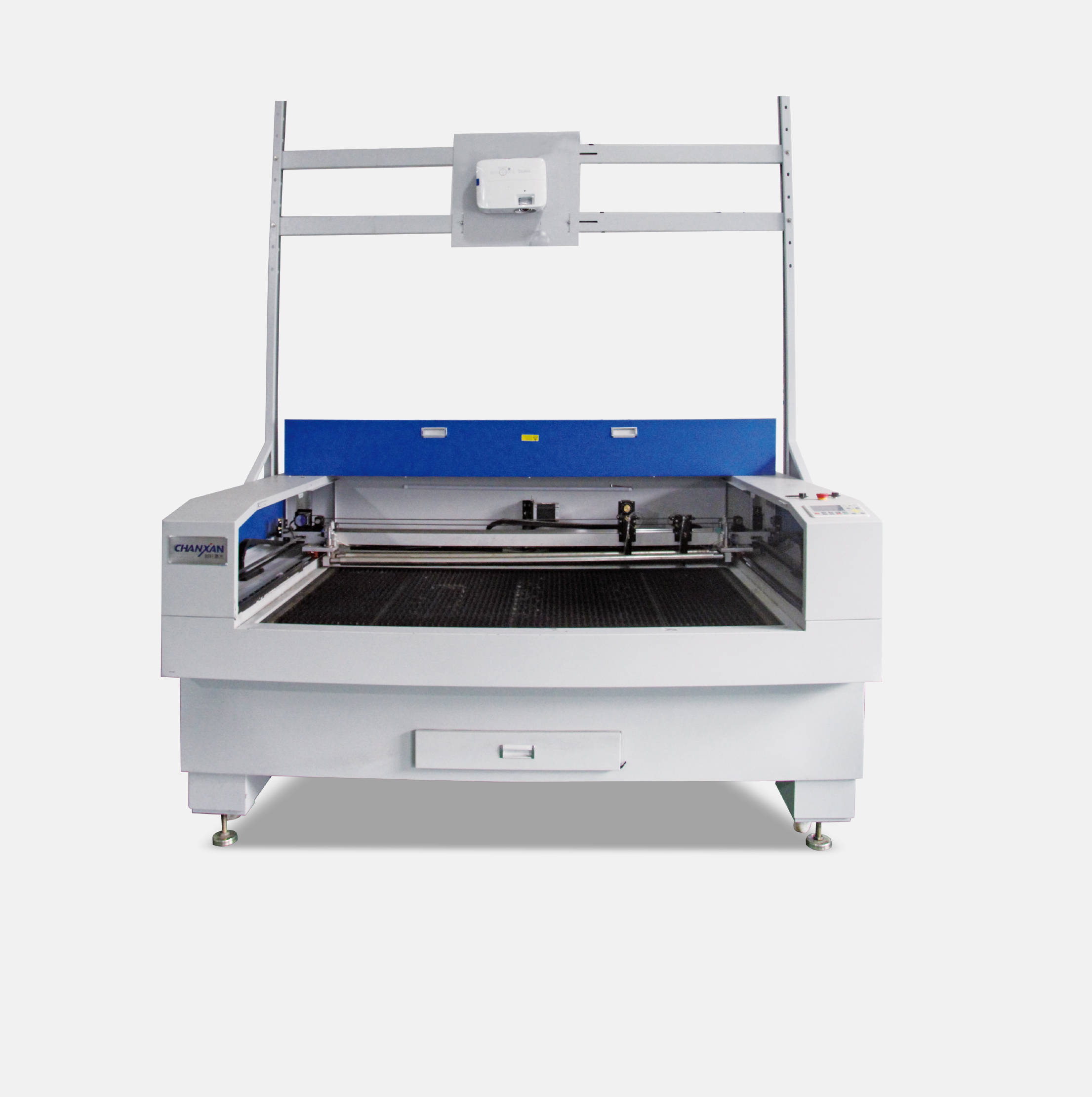 CW-960Y / CW-1610TY PROJECTOR POSITIONG LASER CUTTING