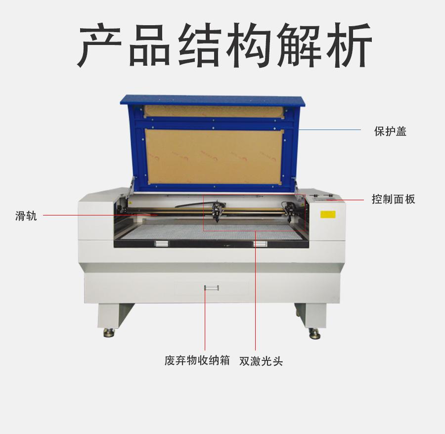 围巾激光切割机