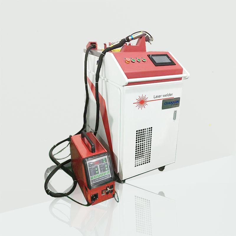 LW-500 手持式激光焊接机