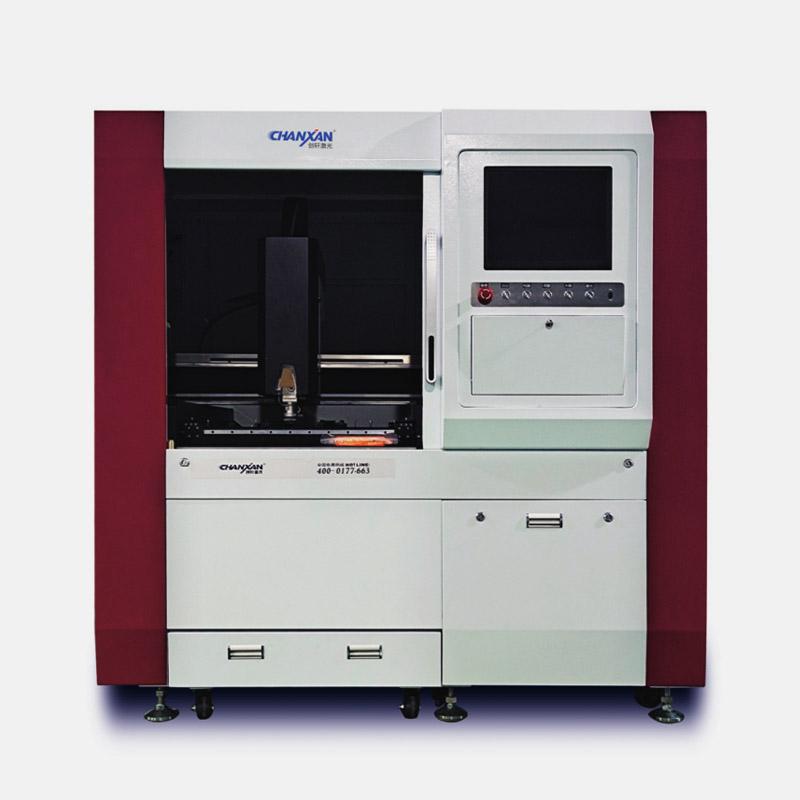 高精度金属切割机